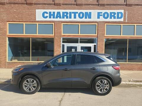 2020 Ford Escape for sale at Chariton Ford in Chariton IA