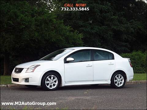 2010 Nissan Sentra for sale at M2 Auto Group Llc. EAST BRUNSWICK in East Brunswick NJ