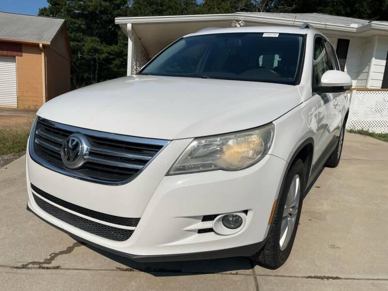 2011 Volkswagen Tiguan for sale at Efficiency Auto Buyers in Milton GA