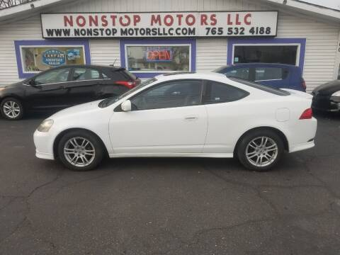 2006 Acura RSX for sale at Nonstop Motors in Indianapolis IN