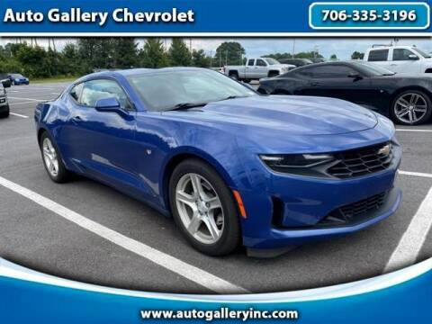 2019 Chevrolet Camaro for sale at Auto Gallery Chevrolet in Commerce GA
