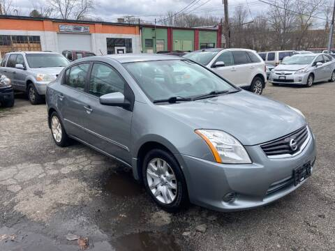 2010 Nissan Sentra for sale at ENFIELD STREET AUTO SALES in Enfield CT