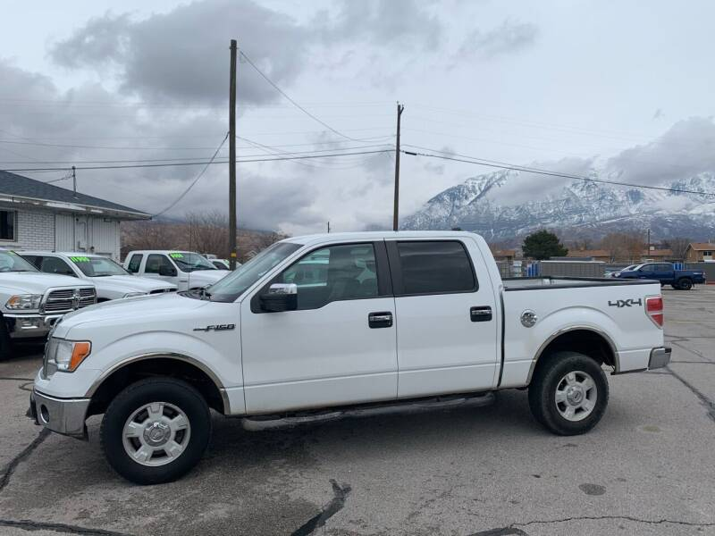 2012 Ford F-150 for sale at Street Dreams LLC in Orem UT