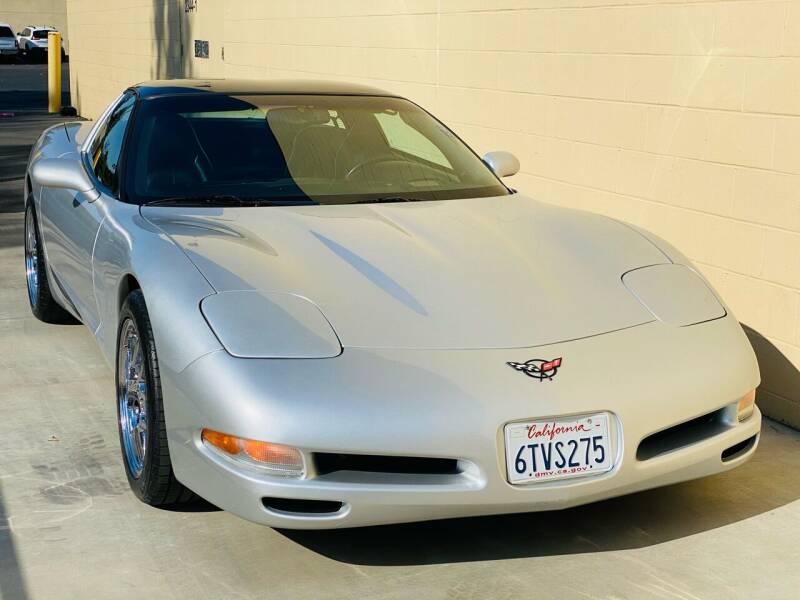 2002 Chevrolet Corvette for sale at Auto Zoom 916 Rancho Cordova in Rancho Cordova CA