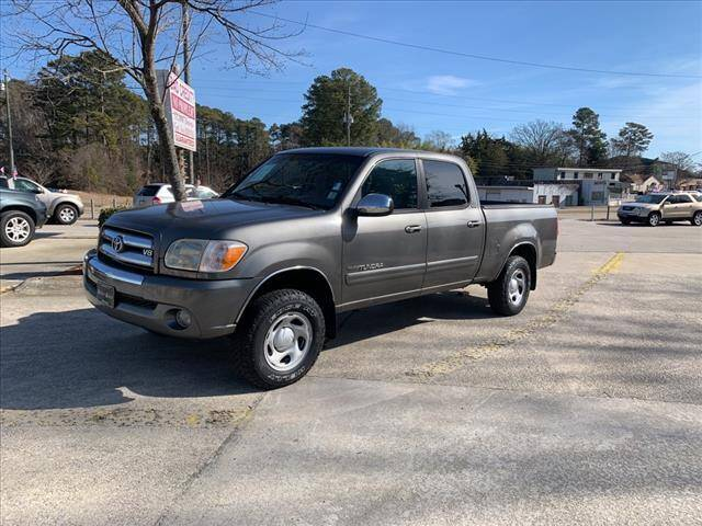 2006 Toyota Tundra for sale at Kelly & Kelly Auto Sales in Fayetteville NC