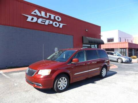 2012 Chrysler Town and Country for sale at Auto Depot - Madison in Madison TN