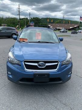 2014 Subaru XV Crosstrek for sale at ALAN SCOTT AUTO REPAIR in Brattleboro VT