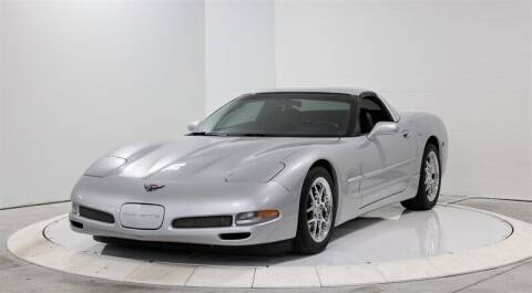 2000 Chevrolet Corvette for sale at Mershon's World Of Cars Inc in Springfield OH