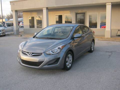 2016 Hyundai Elantra for sale at Premier Motor Co in Springdale AR