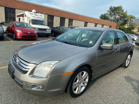 2009 Ford Fusion for sale at MAGIC AUTO SALES - Magic Auto Prestige in South Hackensack NJ