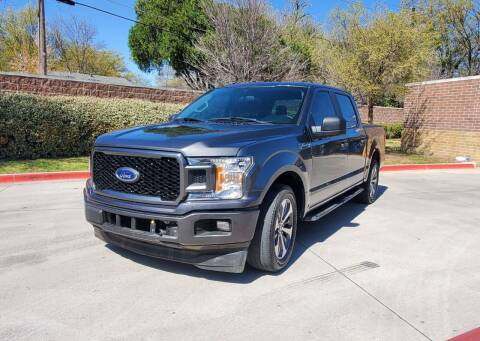 2019 Ford F-150 for sale at International Auto Sales in Garland TX