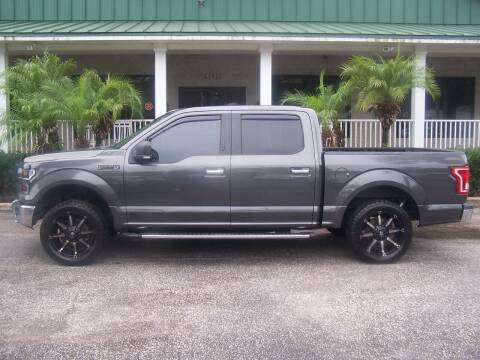 2016 Ford F-150 for sale at Thomas Auto Mart Inc in Dade City FL