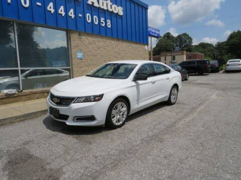 2017 Chevrolet Impala for sale at 1st Choice Autos in Smyrna GA