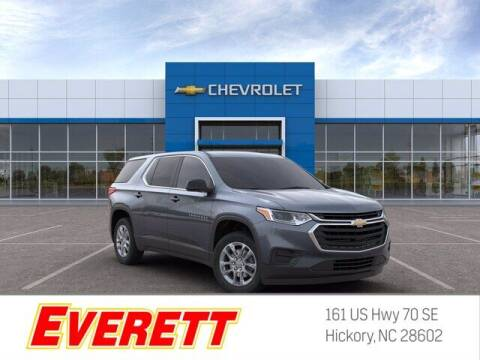 2020 Chevrolet Traverse for sale at Everett Chevrolet Buick GMC in Hickory NC