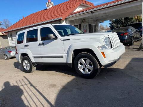 2012 Jeep Liberty for sale at STS Automotive in Denver CO