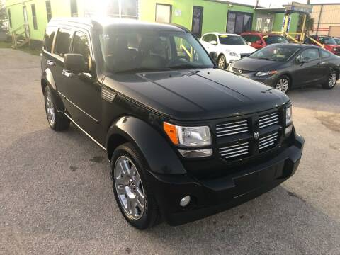2011 Dodge Nitro for sale at Marvin Motors in Kissimmee FL