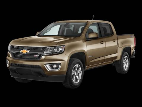2015 Chevrolet Colorado for sale at Somerville Motors in Somerville MA