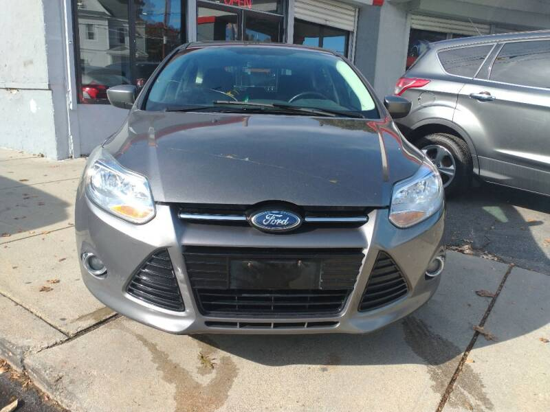 2012 Ford Focus for sale at Choice Motor Group in Lawrence MA