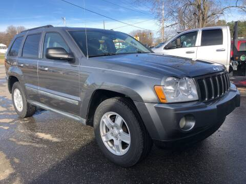 2007 Jeep Grand Cherokee for sale at Creekside Automotive in Lexington NC
