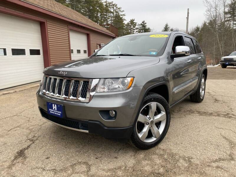 2012 Jeep Grand Cherokee for sale at Hornes Auto Sales LLC in Epping NH