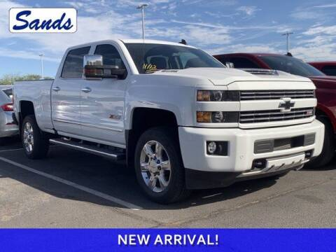 2019 Chevrolet Silverado 2500HD for sale at Sands Chevrolet in Surprise AZ