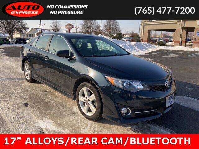 2014 Toyota Camry for sale at Auto Express in Lafayette IN