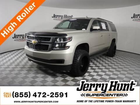2016 Chevrolet Suburban for sale at Jerry Hunt Supercenter in Lexington NC