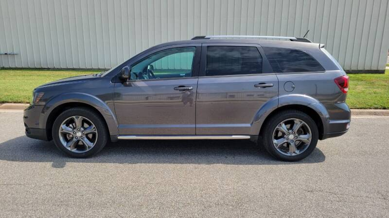 2015 Dodge Journey for sale at TNK Autos in Inman KS