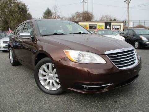 2013 Chrysler 200 for sale at Unlimited Auto Sales Inc. in Mount Sinai NY