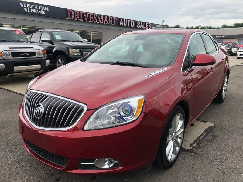 2015 Buick Verano for sale at DriveSmart Auto Sales in West Chester OH