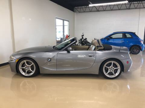 2006 BMW Z4 for sale at Fox Valley Motorworks in Lake In The Hills IL