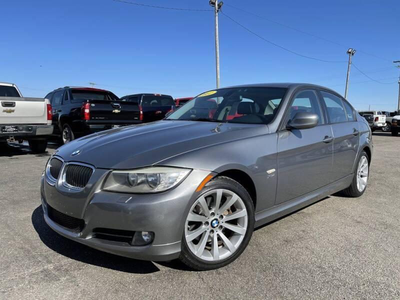 2011 BMW 3 Series for sale at Superior Auto Mall of Chenoa in Chenoa IL