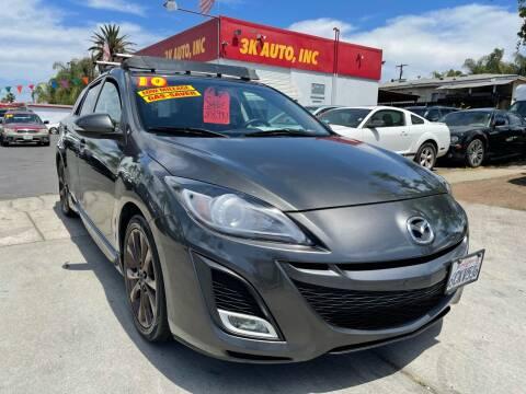 2010 Mazda MAZDA3 for sale at 3K Auto in Escondido CA