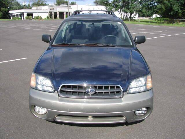 2004 Subaru Outback for sale at Iron Horse Auto Sales in Sewell NJ