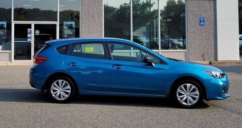2019 Subaru Impreza for sale at Watson Automotive in Sheffield MA