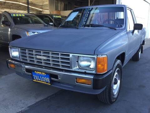 1986 Toyota Pickup for sale at My Three Sons Auto Sales in Sacramento CA