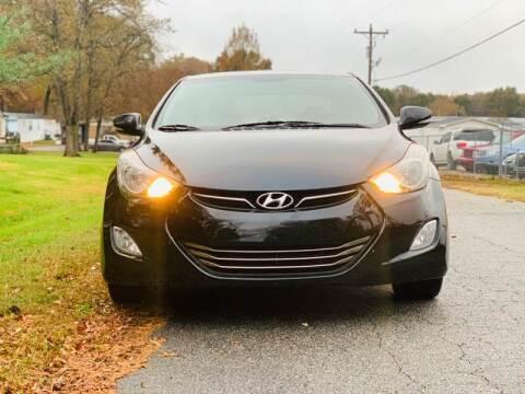 2011 Hyundai Elantra for sale at Speed Auto Mall in Greensboro NC