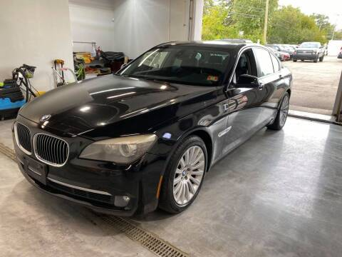 2012 BMW 7 Series for sale at Redford Auto Quality Used Cars in Redford MI