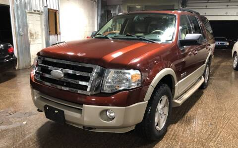 2008 Ford Expedition for sale at Six Brothers Auto Sales in Youngstown OH