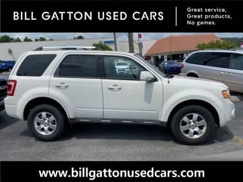 2012 Ford Escape for sale at Bill Gatton Used Cars in Johnson City TN