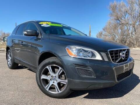 2013 Volvo XC60 for sale at UNITED Automotive in Denver CO