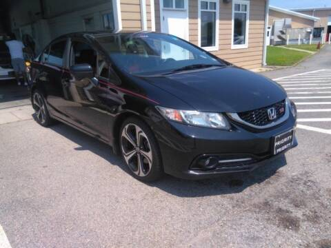 2015 Honda Civic for sale at Smart Chevrolet in Madison NC