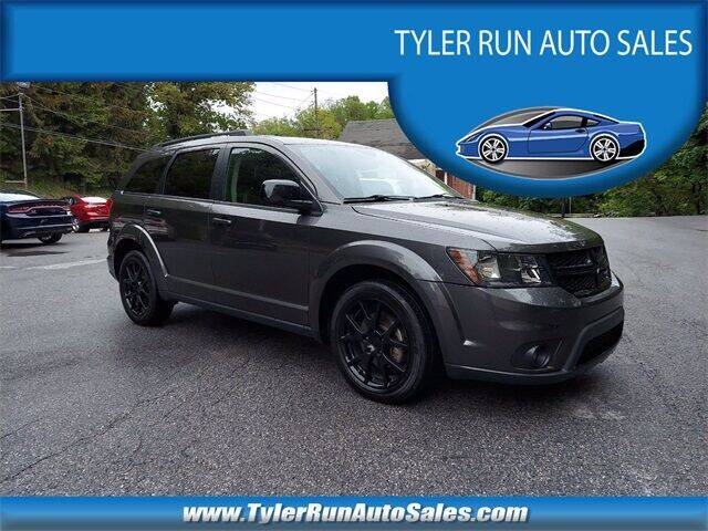 2016 Dodge Journey for sale at Tyler Run Auto Sales in York PA