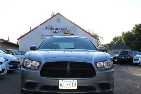 2011 Dodge Charger for sale at Rochester Auto Mall in Rochester MN
