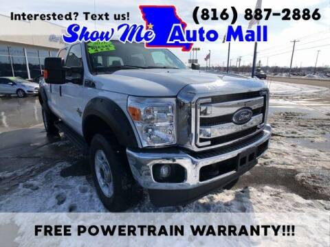 2016 Ford F-250 Super Duty for sale at Show Me Auto Mall in Harrisonville MO