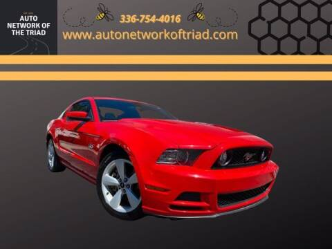 2014 Ford Mustang for sale at Auto Network of the Triad in Walkertown NC