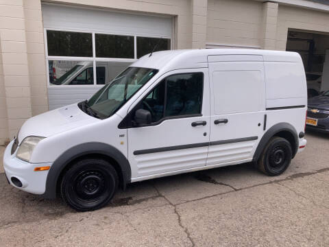 2012 Ford Transit Connect for sale at Ogden Auto Sales LLC in Spencerport NY