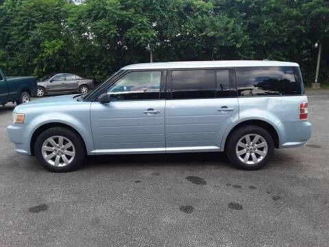 2009 Ford Flex for sale at Riverview Auto's, LLC in Manchester OH