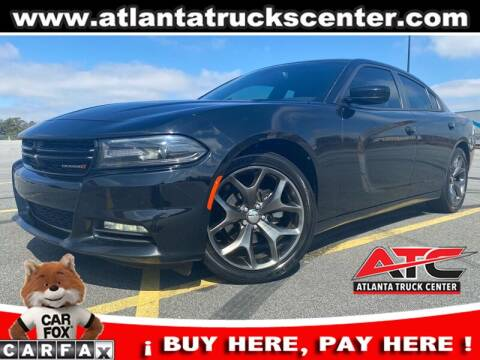 2016 Dodge Charger for sale at ATLANTA TRUCK CENTER LLC in Brookhaven GA