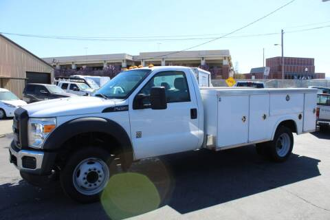 2013 Ford F-450 Super Duty for sale at CA Lease Returns in Livermore CA